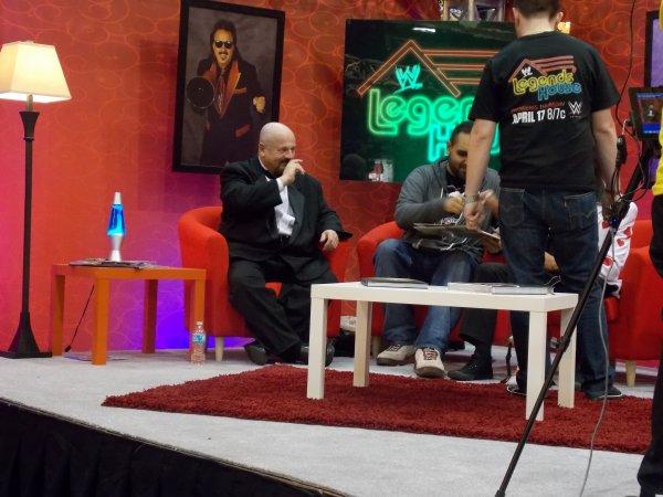 Wrestlemania Axxess Jour 3