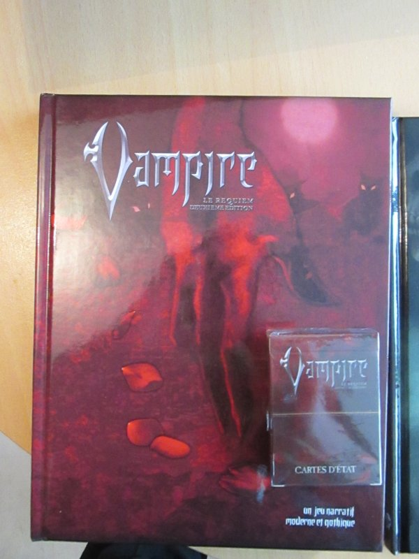 Vampire, vous avez dis vampire ?*