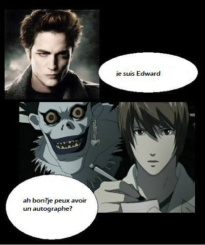 Image 47 : Spécial Death Note xD