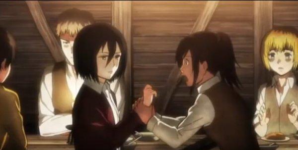 Image 94 : Screen Shot Sasha et Miikasa
