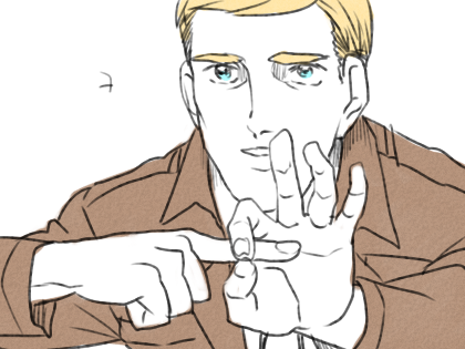 Image 101 : Erwin Smith [ Partie 1 ]