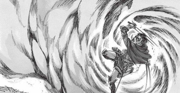 Image 198 : Levi x Titan Bestila ( Screenshot )