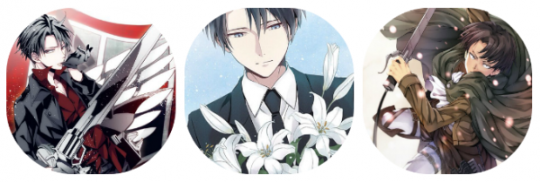 Avatar Levi [Shingeki no kyojin ]