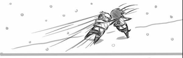 Image 307 : Annie et Mikasa [ Partie 2 ]