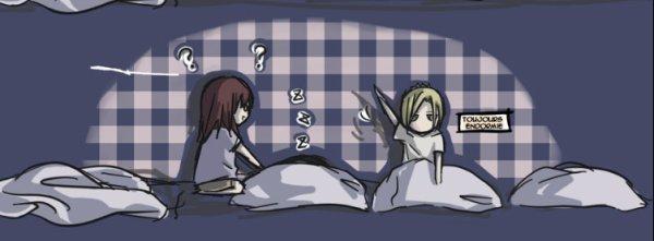 Image 309 : Mikasa et Sasha [ Partie 2 ]