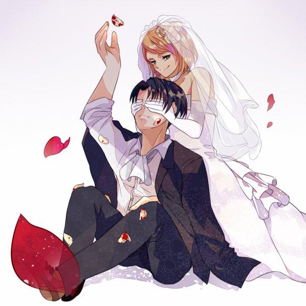 Image 383 : Levi x Petra ( Wedding ) [ partie 1 ]