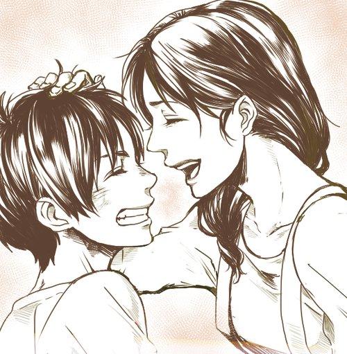 Image 386 : Eren et Carla [ partie 2 ]