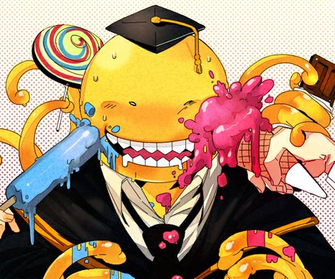 Image 429 : Assassination classroom