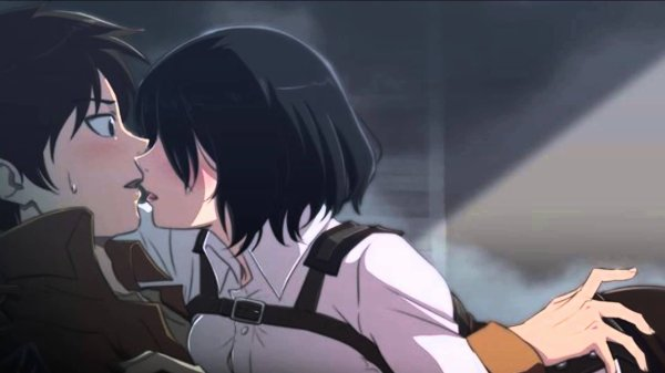 Image 458 :  Mikasa x Eren [ Partie 16 ]