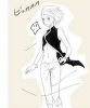 Sasuke a fond xDD