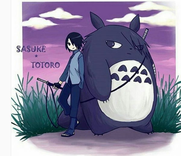 Naruto Image 23 : Totoro ♥