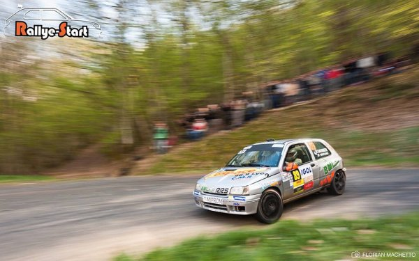 Rallye Lyon charbo de la glisse avec Julien saunier