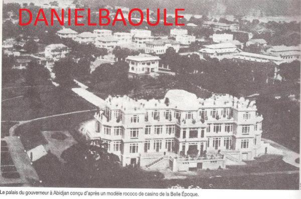 abidjan avant avant le palais du gouvernement blog de danielbaoule. Black Bedroom Furniture Sets. Home Design Ideas