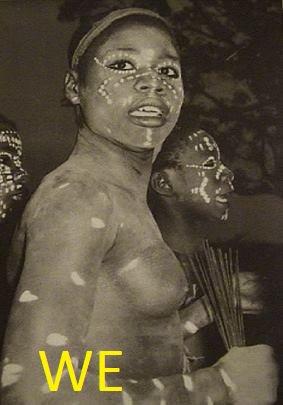 annees  1960  danses  au  village   guere...we..