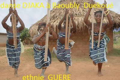 annees  1960  danses  au  village   guere...we..