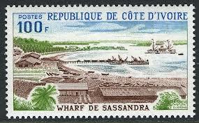 sassandra...les  wharfs