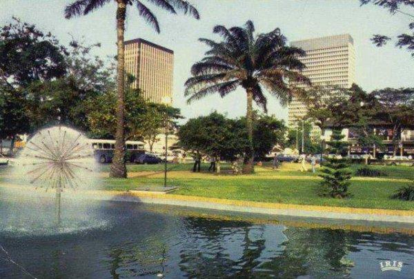 parc  du  ....plateau  a  partir  de   1970....