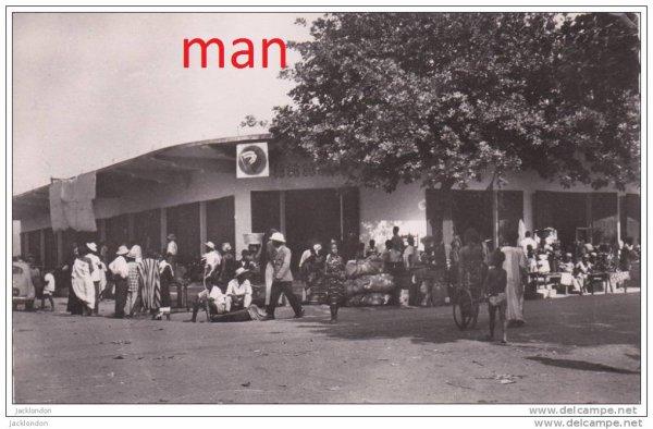 man....epoque  coloniale....