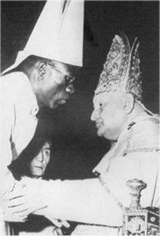 histoire  de  l  evolution  de  eglise  catholique  en  rci