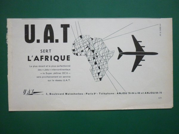 la  compagnie   u at     uta.....
