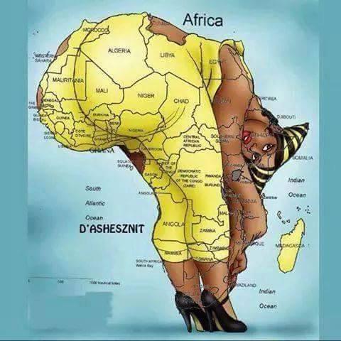 images  du  continent  africain