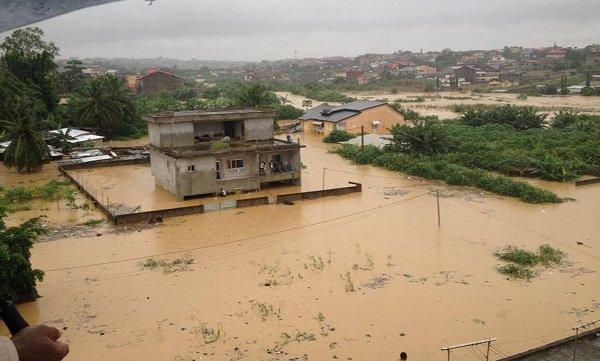 10  juin  les  consequences de  la  pluie  à  abidjan....