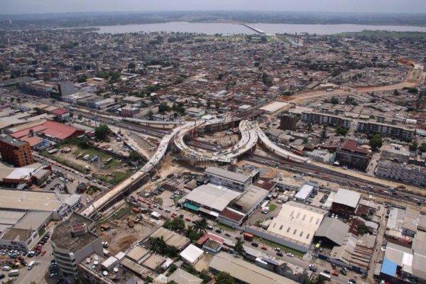 le  3  eme  pont  du  plateau..photos publiees  sur  facebook  par ...