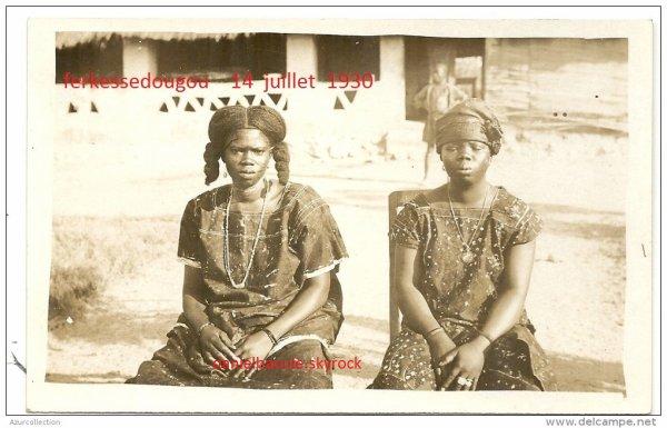 ferkessedougou  fete  du  14  juillet  1930....