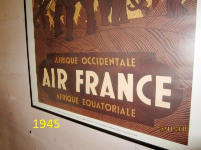 air  france   docs  sur  les  vols en  afrique  occidentale