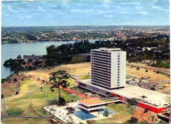 hotel ivoire sans  la  tour   1963...1968