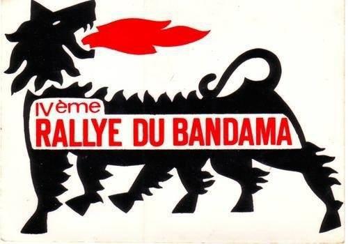 les  rallyes  du  bandama...affiches