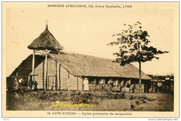 les missionnaires en  cote d  ivoire   ...chapitre  7