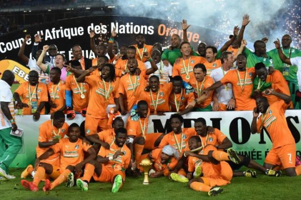 Ivory Coast vs Ghana 0-0 (9-8) All Penalties (AFCON FINAL 2015) CAN 2015...
