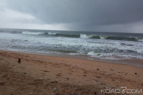 Côte d'Ivoire: Grand-Bassam, la mer «révoltée» contre les populations, trouble la quiétude des morts