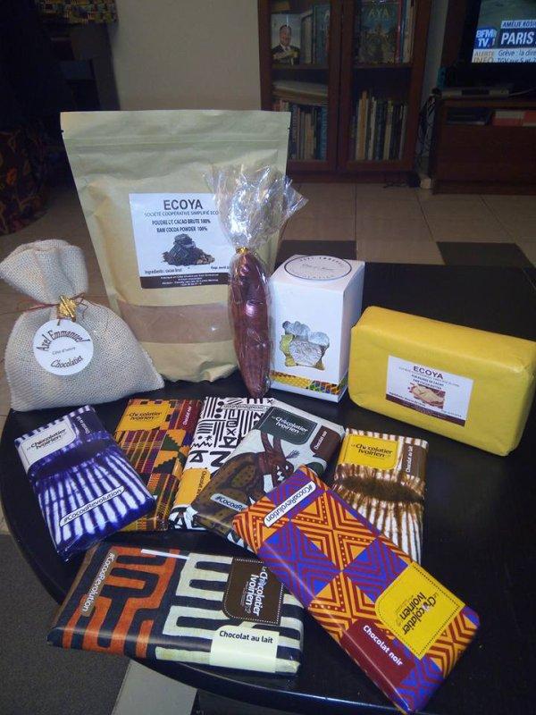 super   chocolatier  ivoirien