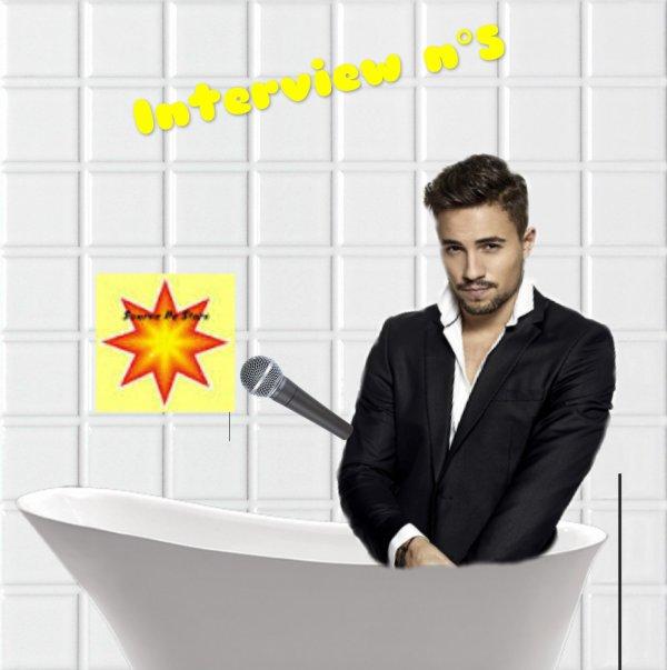 Interview n°5, SourceDeStars dans le bain d'Olivier