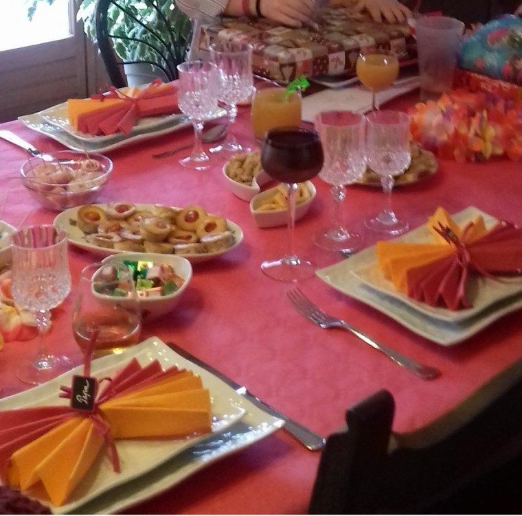 repas d anniversaire de ma petite fille jalna