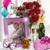 joyeux anniversaire a mon amie calimero1950