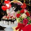 joyeux anniversaire a mon amie l-a-i-k-a