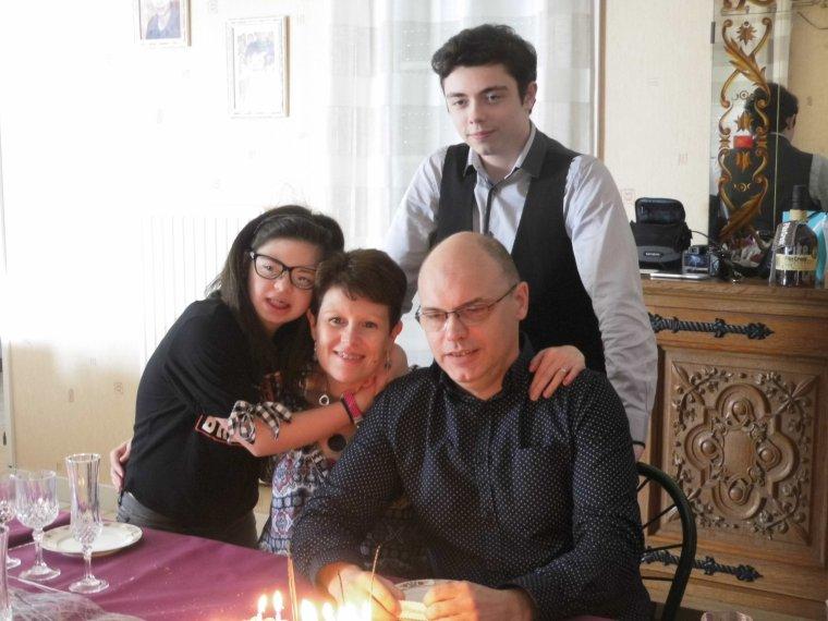 repas d anniversaire de mariage de notre fille olivia
