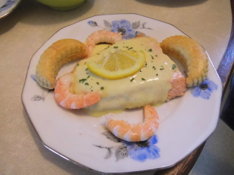 voila le repas de dimanche entre amis