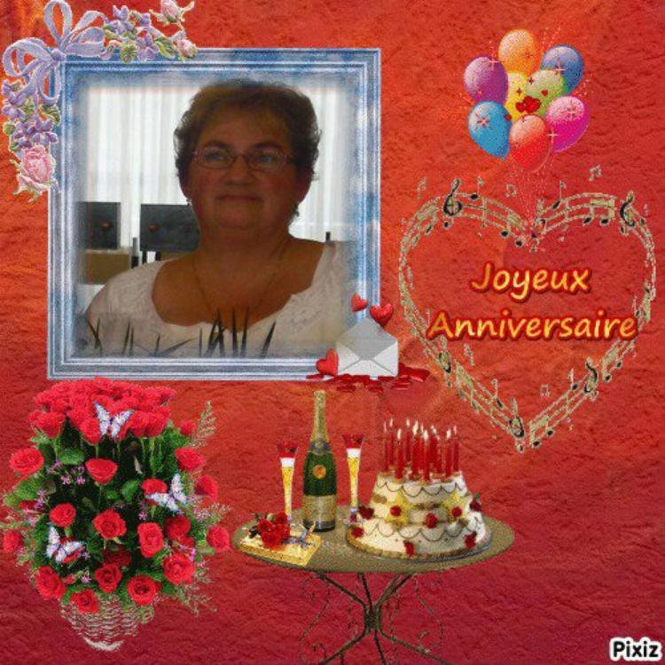 joyeux anniversaire a mon amie mybella 23
