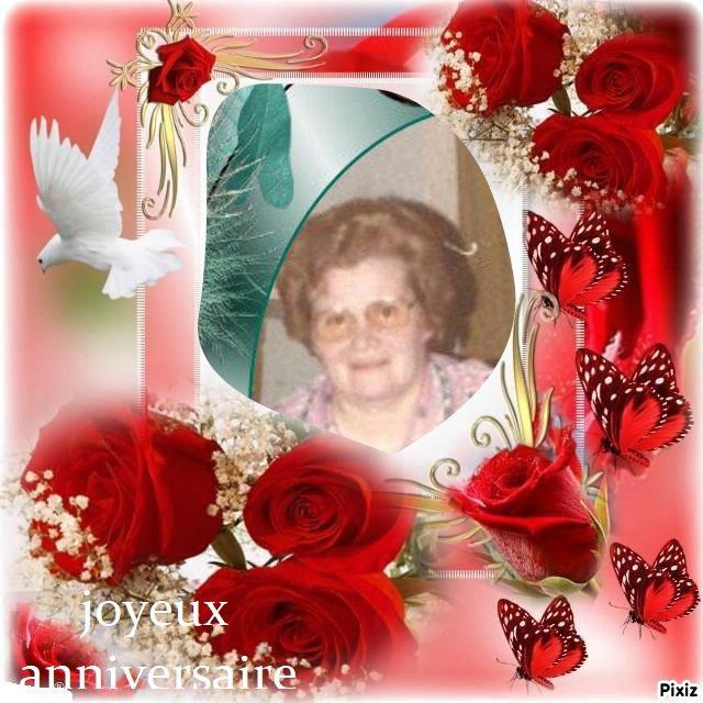 Joyeux Anniversaire Mamy Agnes Blog De 49 Cibeline