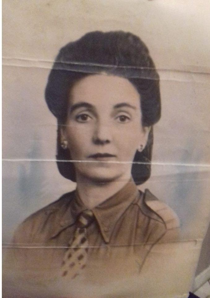 aujourd hui c est l anniversaire de ma maman elle aurait eu 108 ans