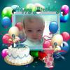 aujourdhui anniversaire de mon petit fils tony 3 ans fils de mon fils raphael et de celine son epouse