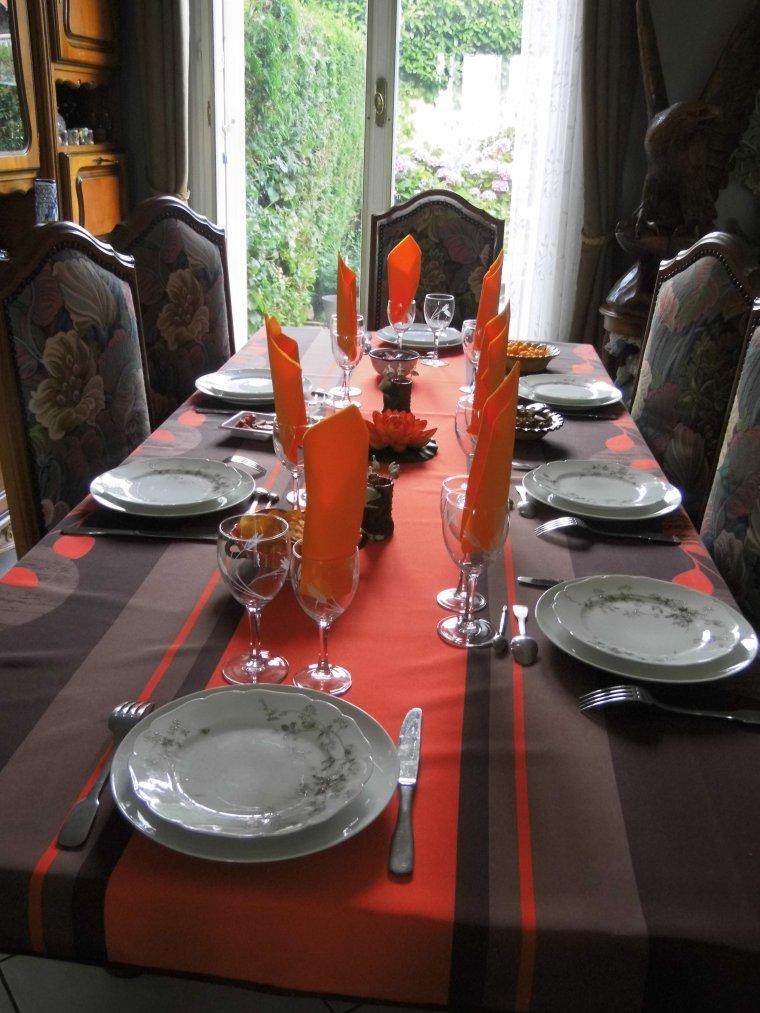 voila le repas  de dimanche avec les enfants