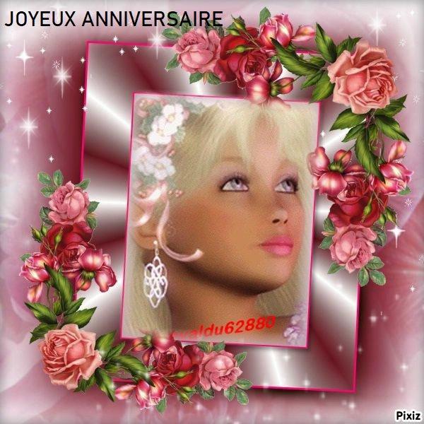 JOYEUX ANNIVERSAIRE A MON AMIE EVALDU62880