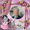 cadeau de mon ami jema-lou  pour l anniversaire de belle maman partie parmi les anges il y a 1 an