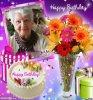 aujourd hui c est l anniversaire de belle maman , il y a 1 an qu elle nous a quitté et elle nous manque beaucoup