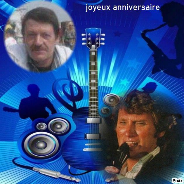 joyeux anniversaire a mon ami johnnypatrick62